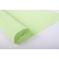Креп-бумага (гофрированная) Италия №566 зеленая вода -Бумагия-
