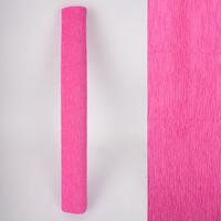 Креп-бумага (гофрированная) Италия №570 фуксия