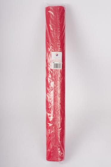 Креп-бумага (гофрированная) Италия №582 вишневый -Бумагия-