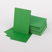 Блок бумаги для модульного оригами 41А темно-зеленый