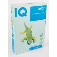 Бумага цветная А4 500 листов 80 г/м2 Mondi IQ, морская волна пастель №29 -Бумагия-