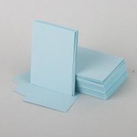 Блок бумаги для модульного оригами 180/OBL70 голубой пастель -Бумагия-