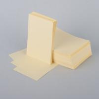Блок бумаги для модульного оригами 115/YE23 светло-желтый пастель -Бумагия-