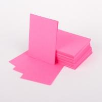 Блок бумаги для модульного оригами 350 малиновый неон -Бумагия-