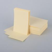 Блок бумаги для модульного оригами 100/66 слоновая кость пастель