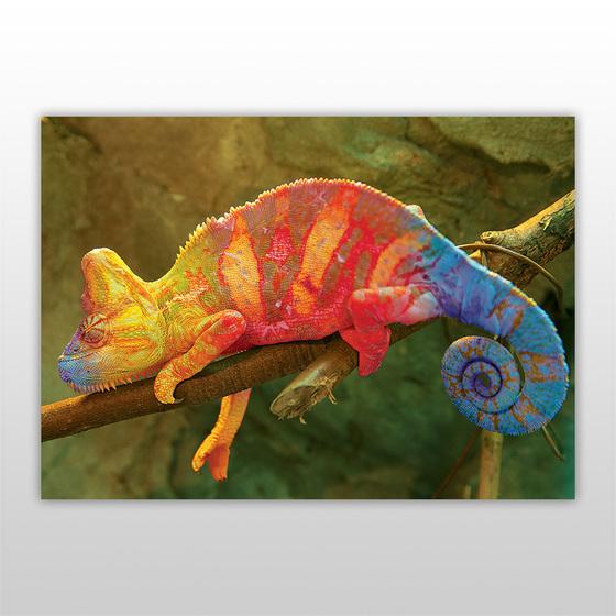 Детский пазл, серия «Рептилии», 120 эл., арт. PY-0103 -Бумагия-