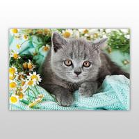 Детский пазл, серия «Кошки и котята», арт. PZ-1505 -Бумагия-