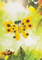 Объемный квиллинг «Бабочка» -Бумагия-