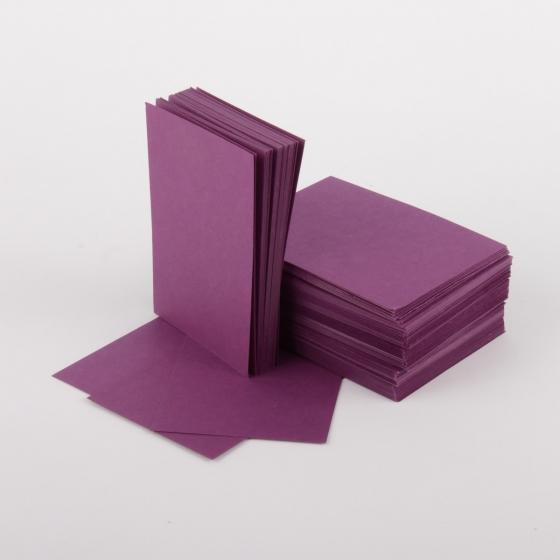 Блок бумаги для модульного оригами 44А темно-фиолетовый -Бумагия-